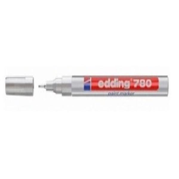 [에딩] 페인트마카 e-780(1자루 0.8mm) [제품선택] 은색