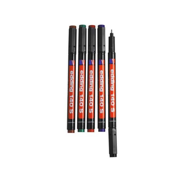 [에딩] OHP마카 e-140(1자루 0.3mm) [제품선택] 흑색