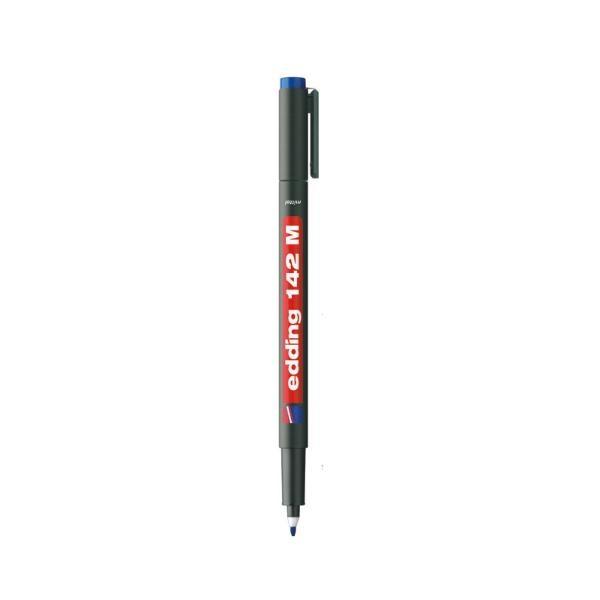 [에딩] OHP마카 e-142(1자루 1.0mm) [제품선택] 청색