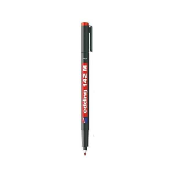 [에딩] OHP마카 e-142(1자루 1.0mm) [제품선택] 적색