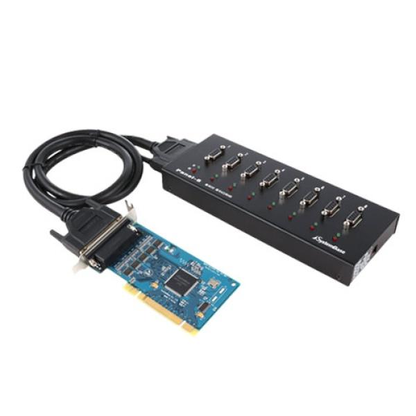 시스템베이스 Multi-8/LPCI COMBO (시리얼카드/RS422/RS485/PCI/8포트)