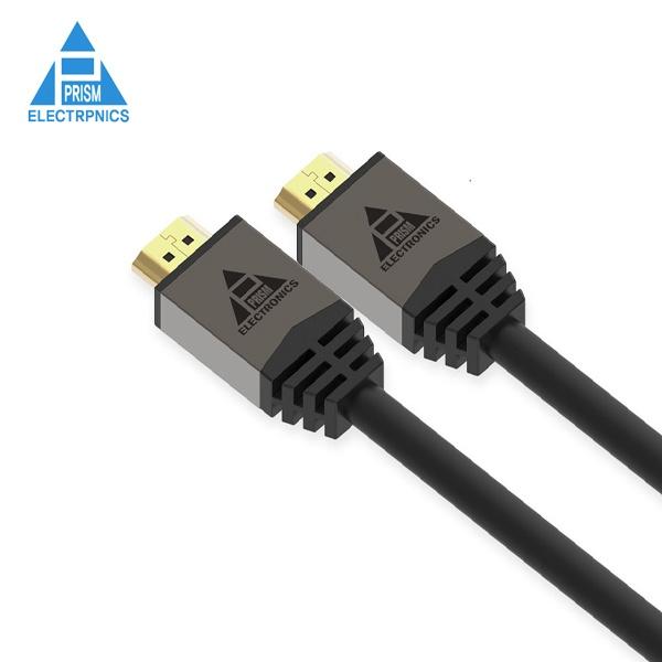 프리즘일렉트로닉스 HDMI 최고급형 케이블 [Ver2.1] 1M [PR-HDE01G]