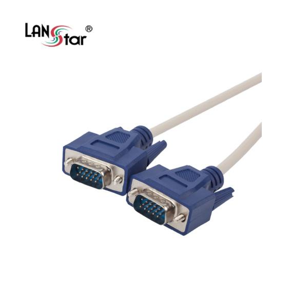 랜스타 RGB(VGA) 모니터 케이블 1.8M [LS-HNOR-15MM-1.8M]