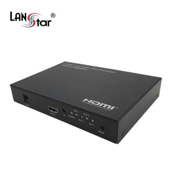 랜스타 HDMI 2X2 멀티비젼 [LS-MV104N]