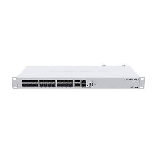 MikroTik CRS326-24S+2Q+RM SFP+ 24포트 [스위칭허브/24포트/10G/40G/SFP+/QSFP+]