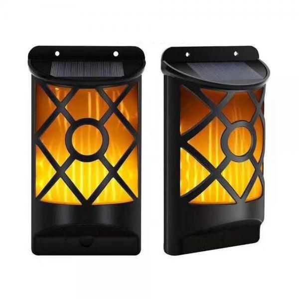 태양광 솔라 불꽃 이글이글 특수효과 LED 벽등 정원등