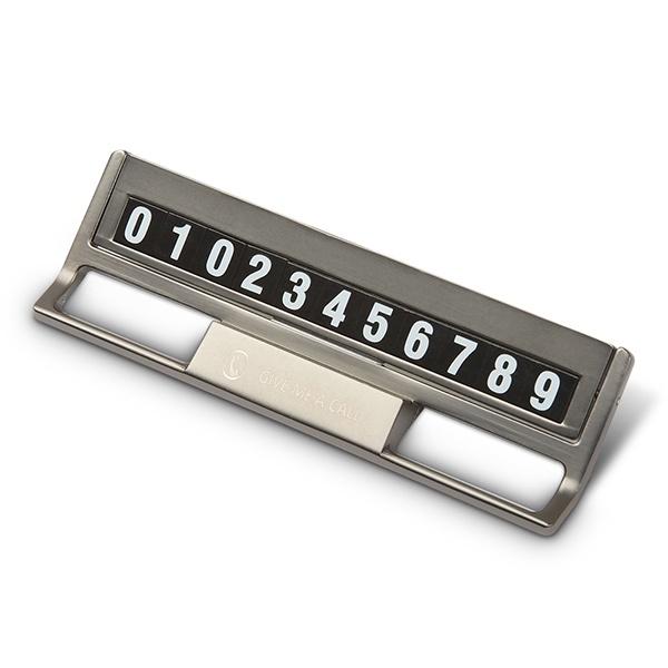 주차 전화번호 알림판 [제품 선택] APN-01