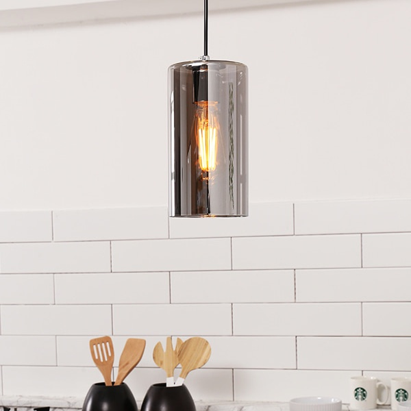 식탁등 로이드 글라스 펜던트 LED 조명 (램프미포함) 1등