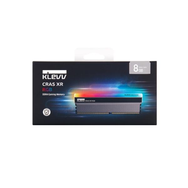 KLEVV DDR4 8GB PC4-28800 CL18 CRAS XR