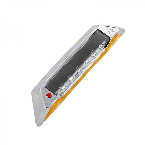 업그레이드 태양광 솔라 충전 LED 문콕방지 도어가드