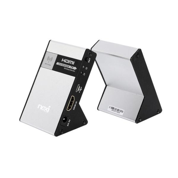 넥시 HDMI 무선 송수신기 세트, NX-WHR30 [4Kx2K @30Hz/최대30M][NX1076]
