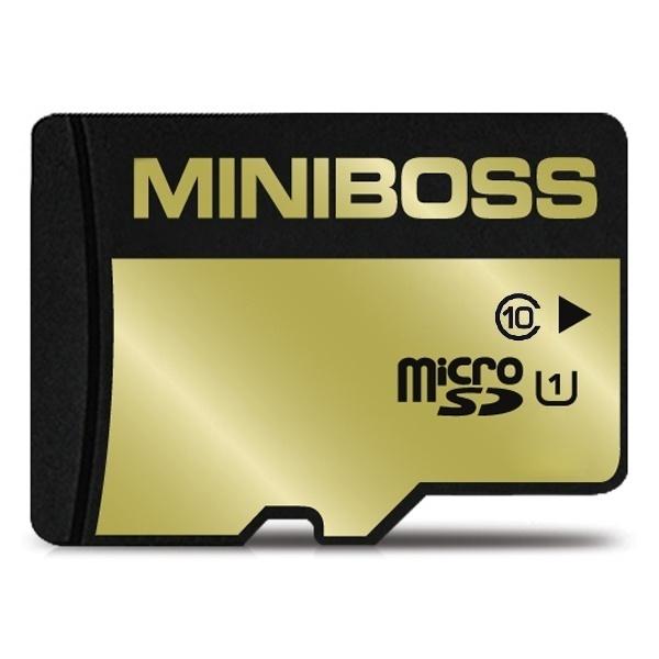 MicroSDHC/XC, 미니보스 Class 10 (U1), TLC, UHS-1 MicroSDXC 16GB