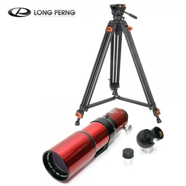 [세트 상품] 롱펑 80 F480/80mm 정립프리즘 20mm 접안렌즈
