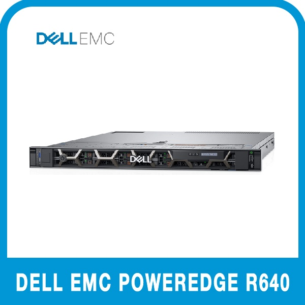 DELL PowerEdge R640 [실버 4208 16G/2.4T/H730P/750W/3Y BTO]