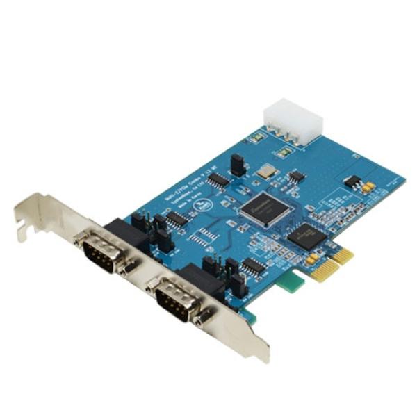 시스템베이스 Multi-2/PCIe COMBO (시리얼카드/RS422/485/PCI-E/2포트)
