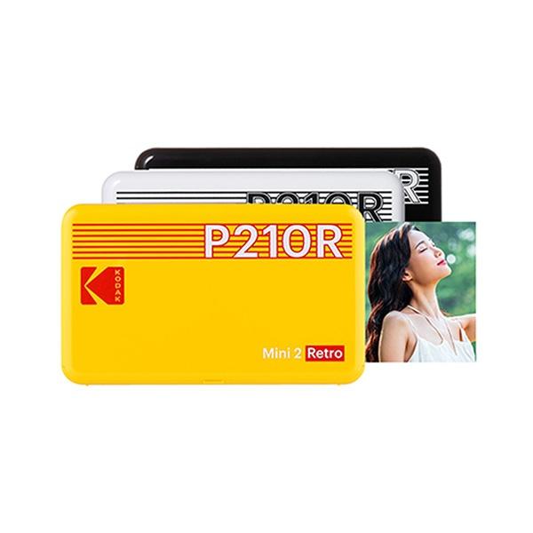 휴대용 포토프린터 미니 2 레트로 P210R 본체