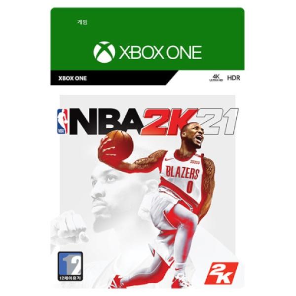XBOX ONE NBA 2K21 스탠다드 에디션