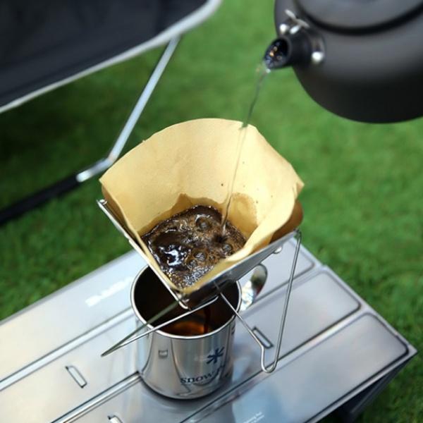 [GTS38211] 접이식 캠핑 커피 드리퍼