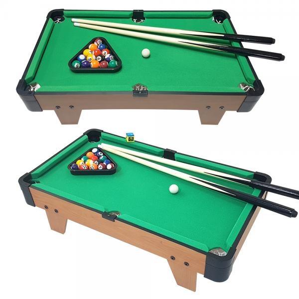 미니 테이블 포켓볼 당구대 62cm(중)