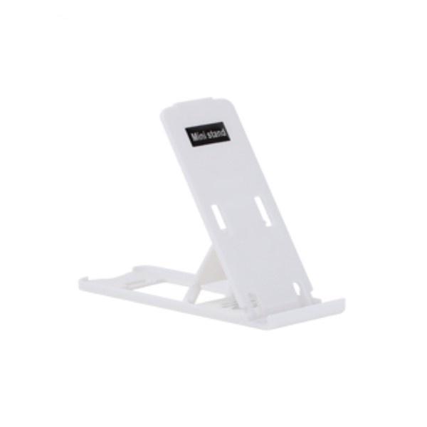 NETmate NMA-AR01W 휴대용 모바일 스탠드(화이트)