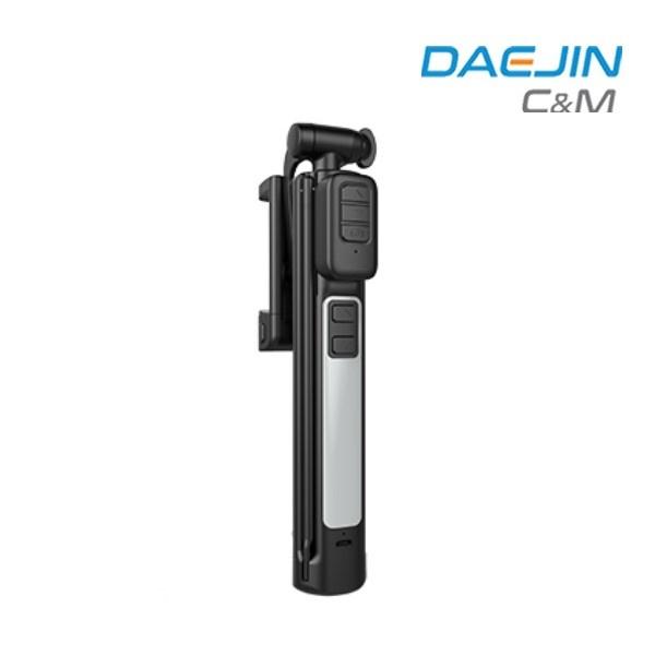 RRP ADYSS-18 LED조명 셀카봉 160cm [색상 선택] [블랙]