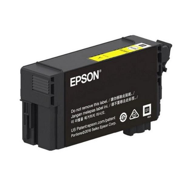 정품플로터잉크 T40S400 Yellow (SC-T3140/26ml)