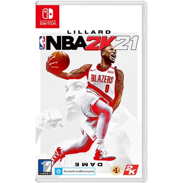 SWTICH NBA 2K21 한글판