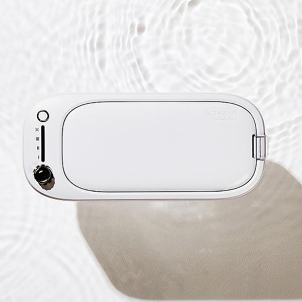 풀셋 UV살균 초음파세척기 가정용 안경세척기