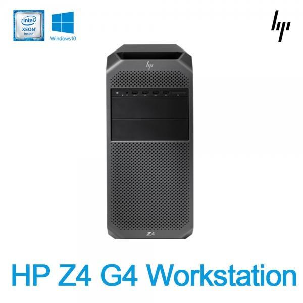 HP WorkStation Z4 G4 4HJ20AV [Xeon-W 2125 / 8G / 1T / WIN10Pro]-기본제품