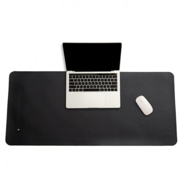 파스텔 휴대용 가죽 데스크 매트(70x34cm) [제품선택] (블랙) [GTS38049]