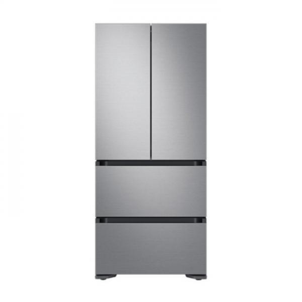삼성전자 비스포크 스탠드형 김치냉장고 RQ48T94B2T2 (486L) / 1등급 / 도어포함