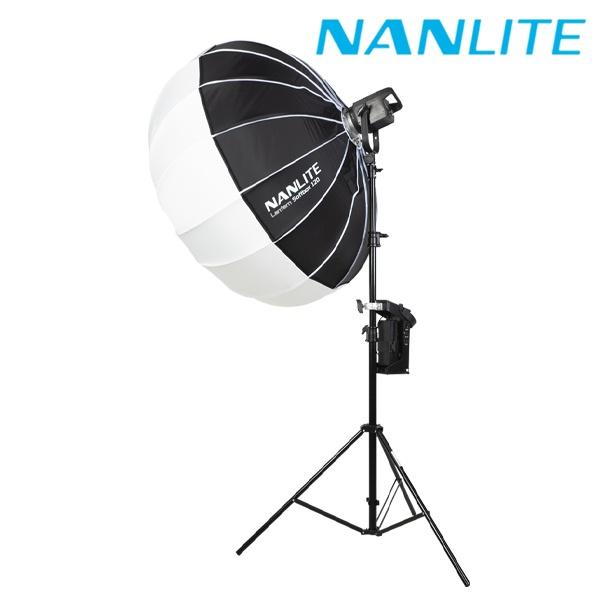 [NANLITE ] 포르자 200 랜턴 소프트박스 120 원스탠드 세트