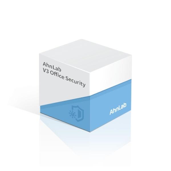 AhnLab V3 Office Security [기업용/1년/라이선스] [100개~199개 구매시 (1개당 금액)]