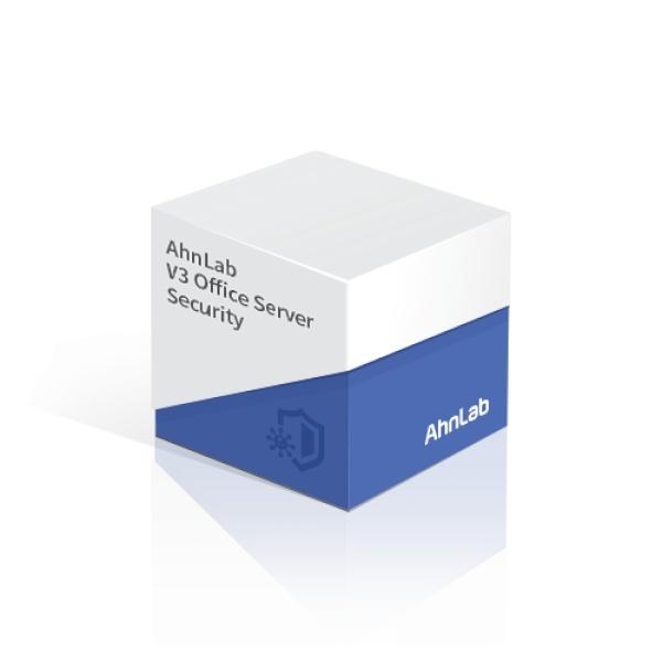 AhnLab V3 Office Server Security [기업용/1년/라이선스] [30개 이상 구매시 (1개당 금액)]