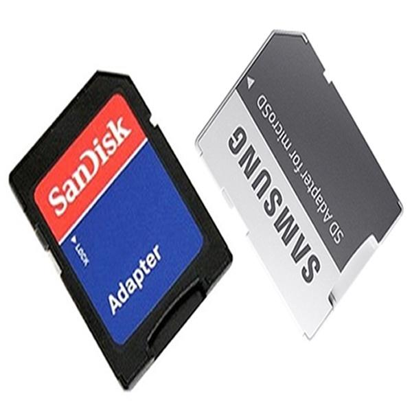 변환아답터, MicroSD to SD [삼성전자 벌크]