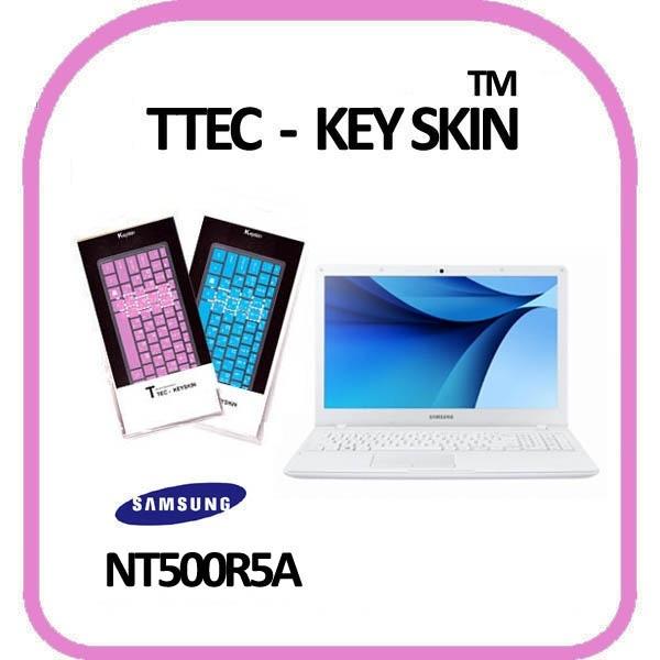 노트북키스킨, 15.6형 삼성전자 노트북5 NT500R5A [색상선택] [문자인쇄]