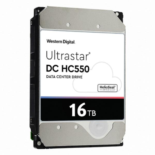 Ultrastar HDD DC HC550 16TB WUH721816AL5204 (3.5HDD/ SAS/ 7200rpm/ 512MB/ CMR)