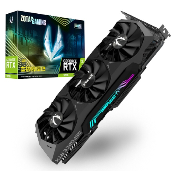 GeForce RTX 3090 GAMING Trinity D6X 24GB