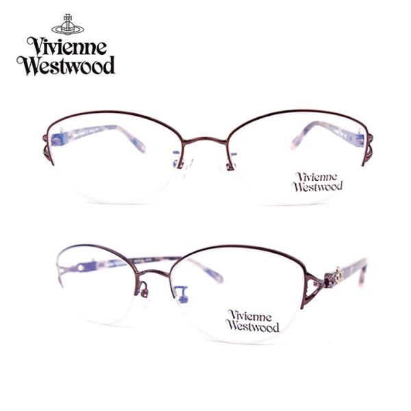비비안 웨스트우드 안경 VW422V 02