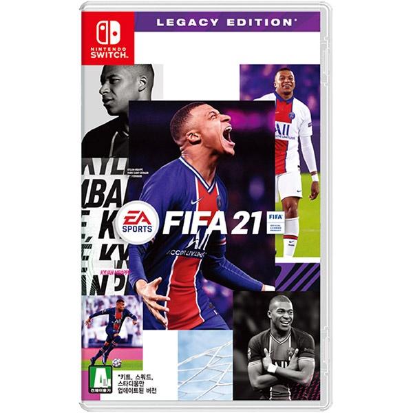 닌텐도 스위치 피파21 / FIFA21 한글판 레거시에디션