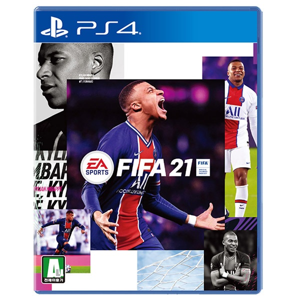 PS4 피파21 / FIFA21 한글판 초회판