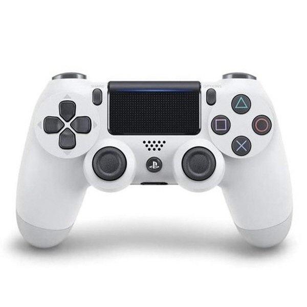 PS4 신형 소니 듀얼쇼크4 무선 컨트롤러 (ZCT2G) [색상선택] [글레이셔 화이트]