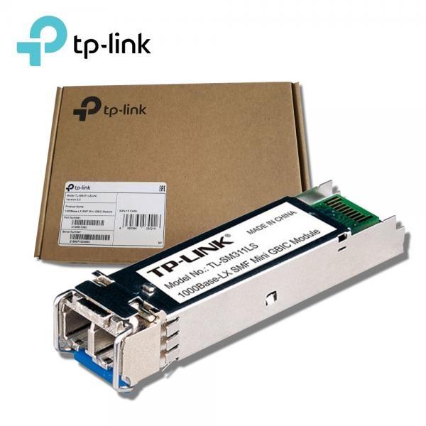티피링크 싱글모드, SFP 모듈 [TL-SM311LS]