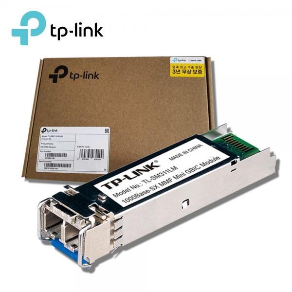 티피링크 멀티모드, SFP 모듈 [TL-SM311LM]