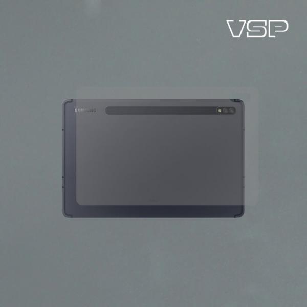 뷰에스피 2020 갤럭시 탭S7 11인치 디자인 그레이 스킨 스킨 전신 외부 보호필름 각1매