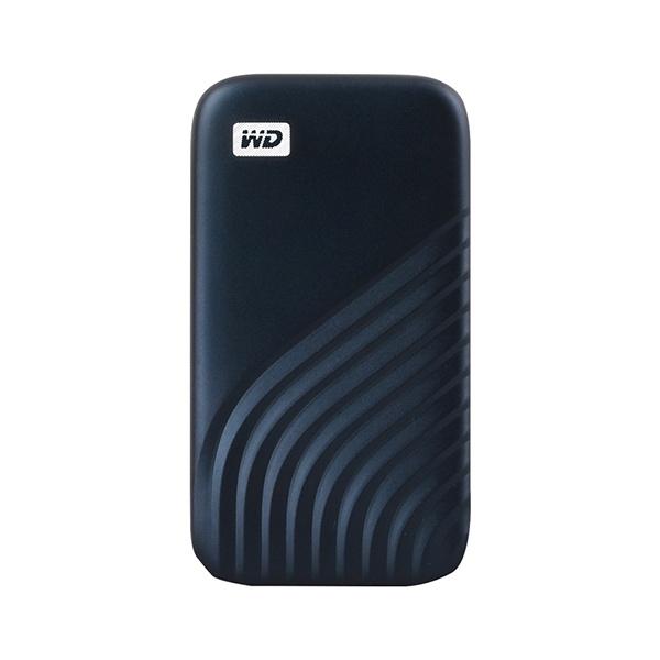 외장SSD, NEW MY PASSPORT [USB3.2 Gen2] 500GB [블루/500GB]