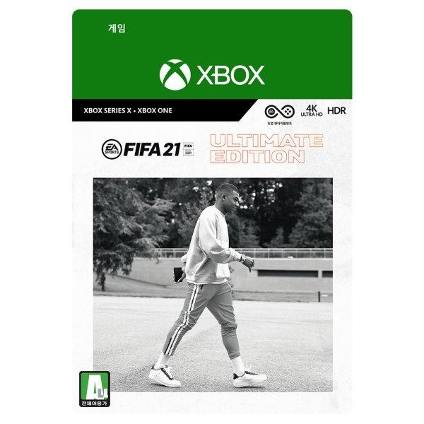 XBOX ONE 피파21 얼티밋 에디션