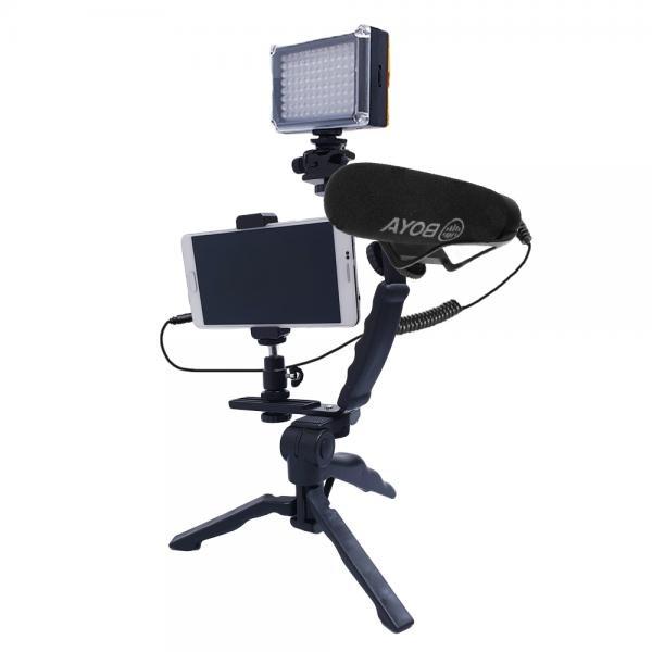 스마트폰 유튜브 1인 개인방송장비세트 96HBM2021