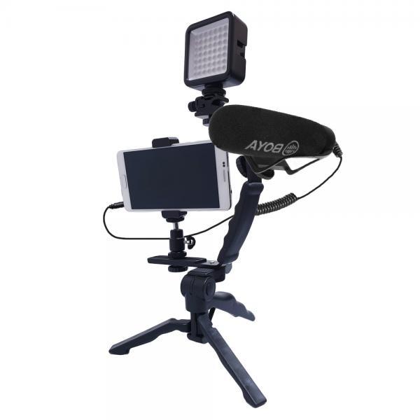스마트폰 유튜브 1인 개인방송장비세트 49HBM2021