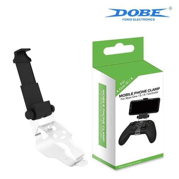 XBOX ONE S X 무선컨트롤러 스마트폰 클램프 / 마운트 / 그립패드 / 클립 / 홀더 / 게임패스 / DOBE